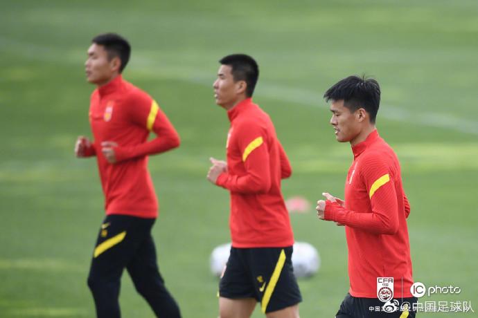 国足官宣与河南山东热身:两场比赛和世预赛节奏完全一样-建业V