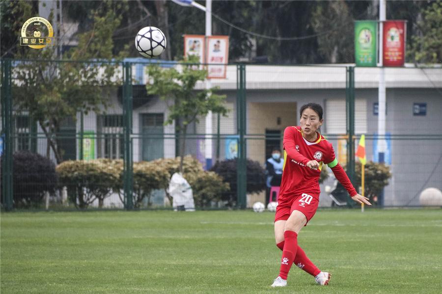 【女足战报】河南建业女足2:0天津圣德女足-建业V